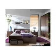 Ліжко двоспальне Джулі LOZ140