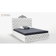М'яке ліжко підйомне м'яка спинка з каркасом Діанора + 1,6x2,0