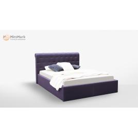 М'яке ліжко підйомне м'яка спинка з каркасом Манчестер 1,8x2,0
