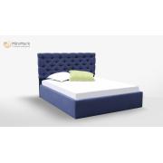 М'яке ліжко підйомне м'яка спинка з каркасом Софія 1,6x2,0