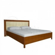 Ліжко Флора 1,8х2,0 без каркасу