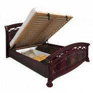 Ліжко Роселла 1,6х2,0 підйомне з каркасом Люкс