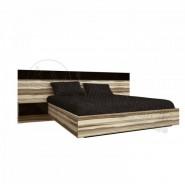 Ліжко Соната 1,6х2,0 з тумбами без каркасу